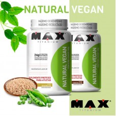 NATURAL  VEGAN  500g- MaxTitanium