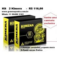 Kit 2  KIMERA  60 cp ( und )