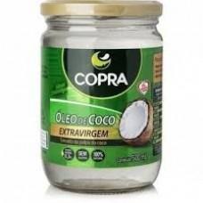 Óleo  de Coco Copra 500 ml ( unid)