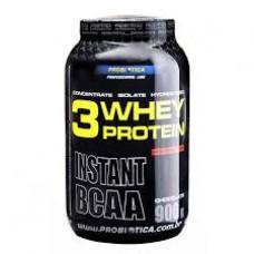 3Whey Protein 900g - Pro. (Unid)