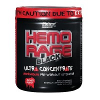 HEMO RAGE  BLACK  Ultra Concentrate -  Nutrex