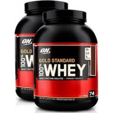 100% Whey Gold Standard 900g (unid)